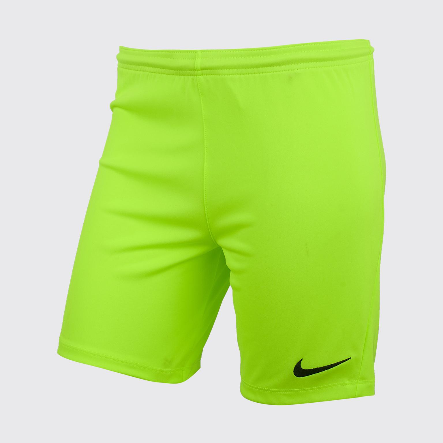 Шорты игровые подростковые Nike Dry Park III NB BV6865-702 шорты nike laser woven iii short nb 725901 101
