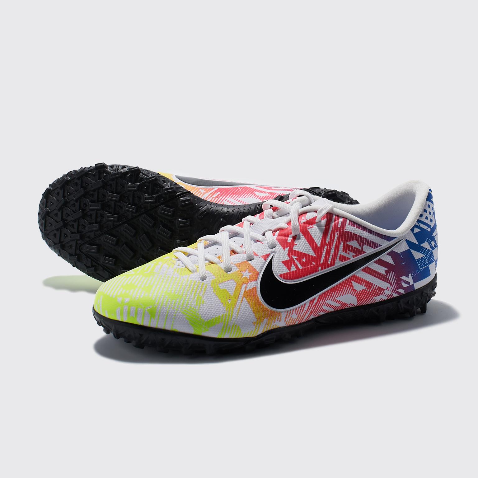 Фото - Шиповки детские Nike Vapor 13 Academy Neymar TF AT8144-104 шиповки детские nike vapor 13 academy neymar tf at8144 104