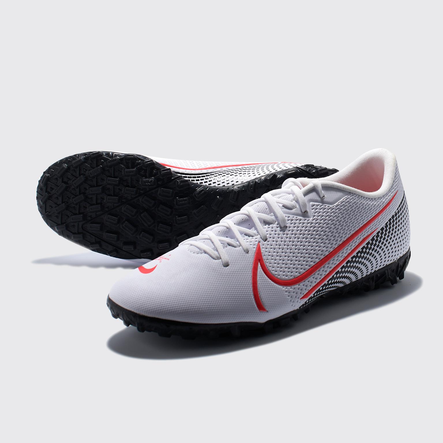 Фото - Шиповки Nike Vapor 13 Academy TF AT7996-160 шиповки детские nike vapor 13 academy neymar tf at8144 104