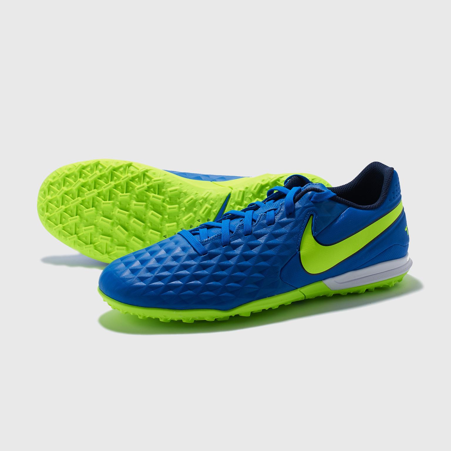 Шиповки Nike Legend 8 Academy TF AT6100-474 шиповки nike nike ni464auaapu1