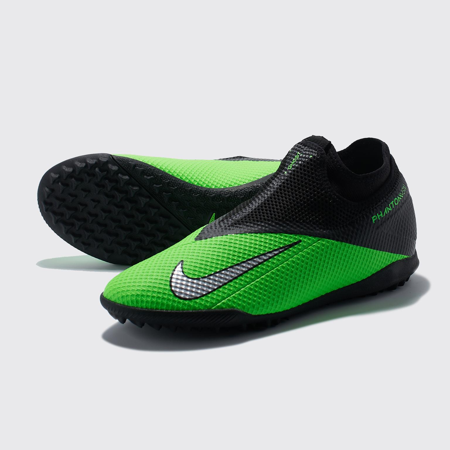 Шиповки Nike Phantom Vision 2 Academy DF TF CD4172-306 шиповки детские nike phantom vision 2 academy df tf cd4078 606