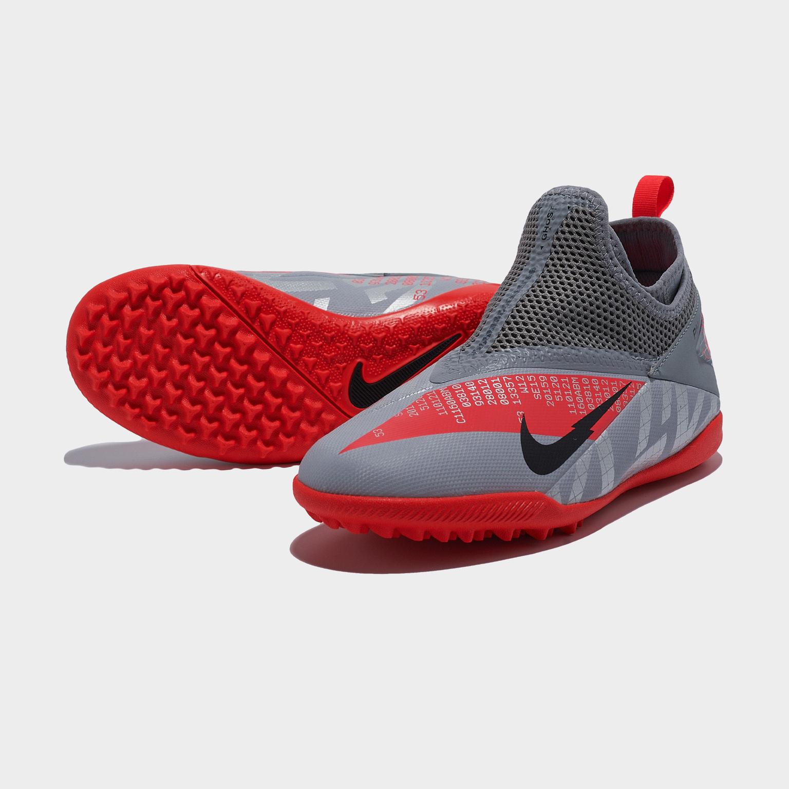 Шиповки детские Nike Phantom Vision 2 Academy DF TF CD4078-906 шиповки детские nike phantom vision 2 academy df tf cd4078 606