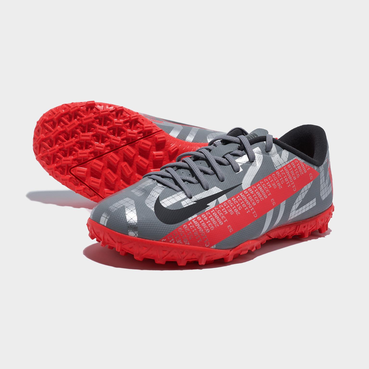 Фото - Шиповки детские Nike Vapor 13 Academy TF AT8145-906 шиповки детские nike vapor 13 academy neymar tf at8144 104