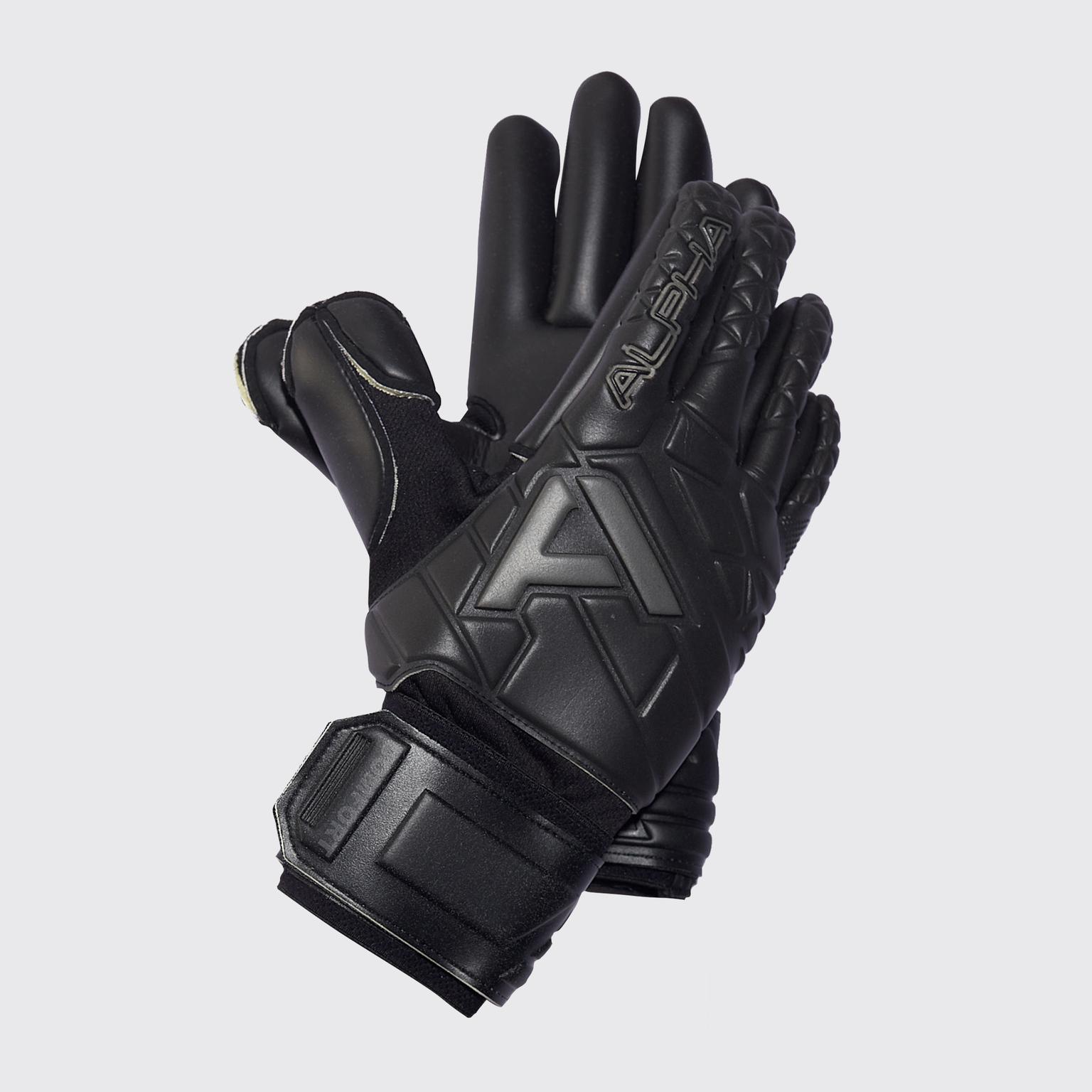 Перчатки вратарские AlphaKeepers Maestro black 1731-010