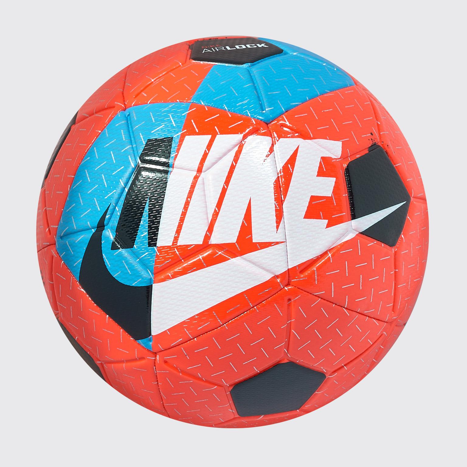 Футбольный мяч Nike Airlock Street X SC3972-635