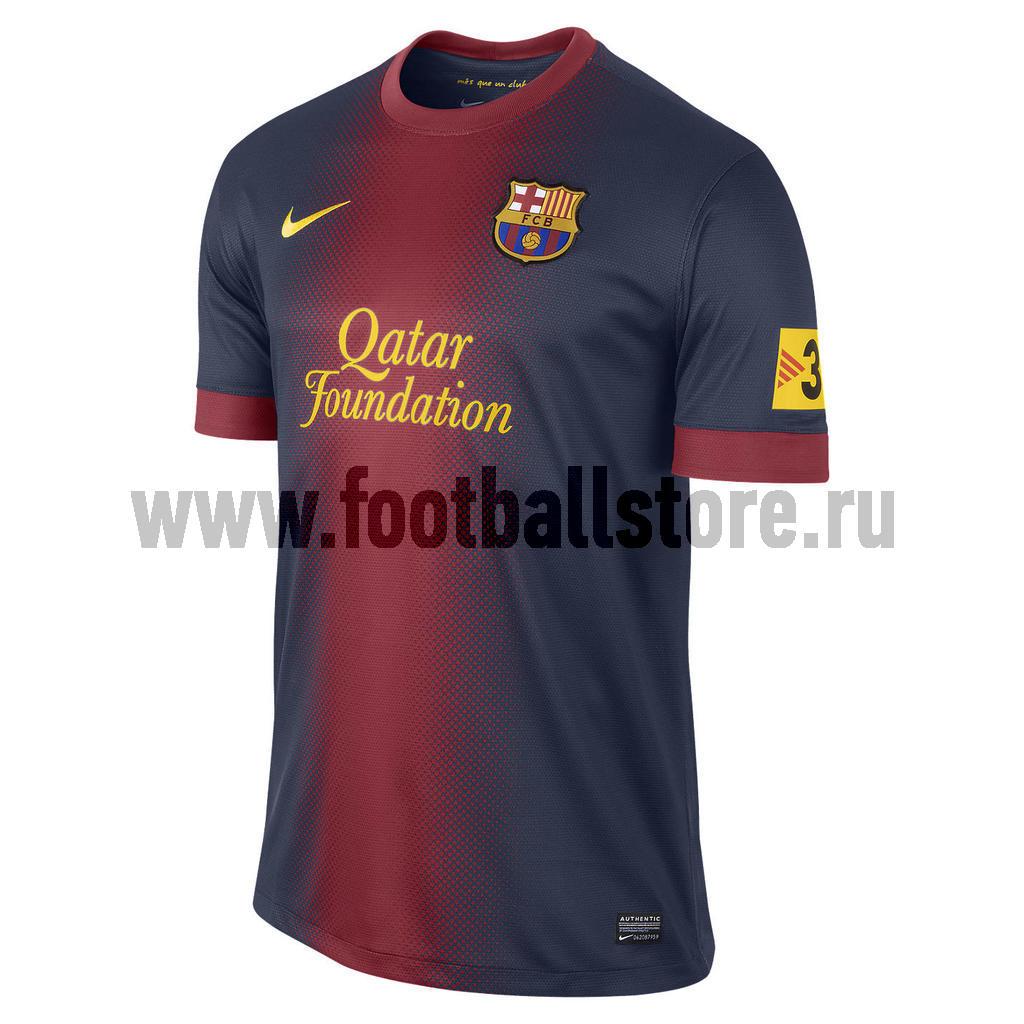 Barcelona Nike Футболка Nike Barcelona SS Home Repl JSY 478323-410