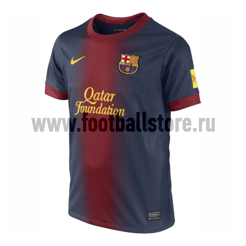Barcelona Nike Футболка Nike Barcelona ss home stadium jsy