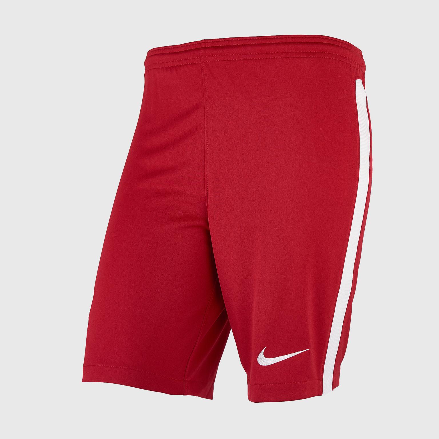 Шорты подростковые домашние Nike Liverpool сезон 2020/21 шорты домашние tezenis tezenis mp002xw0r94p