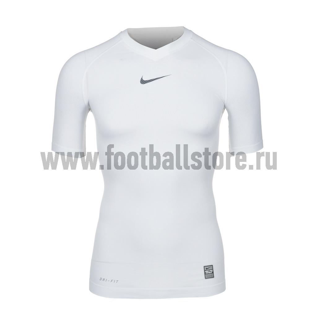 Белье Nike Футболка Nike NPC HC SS Vapor TOP 454815-100