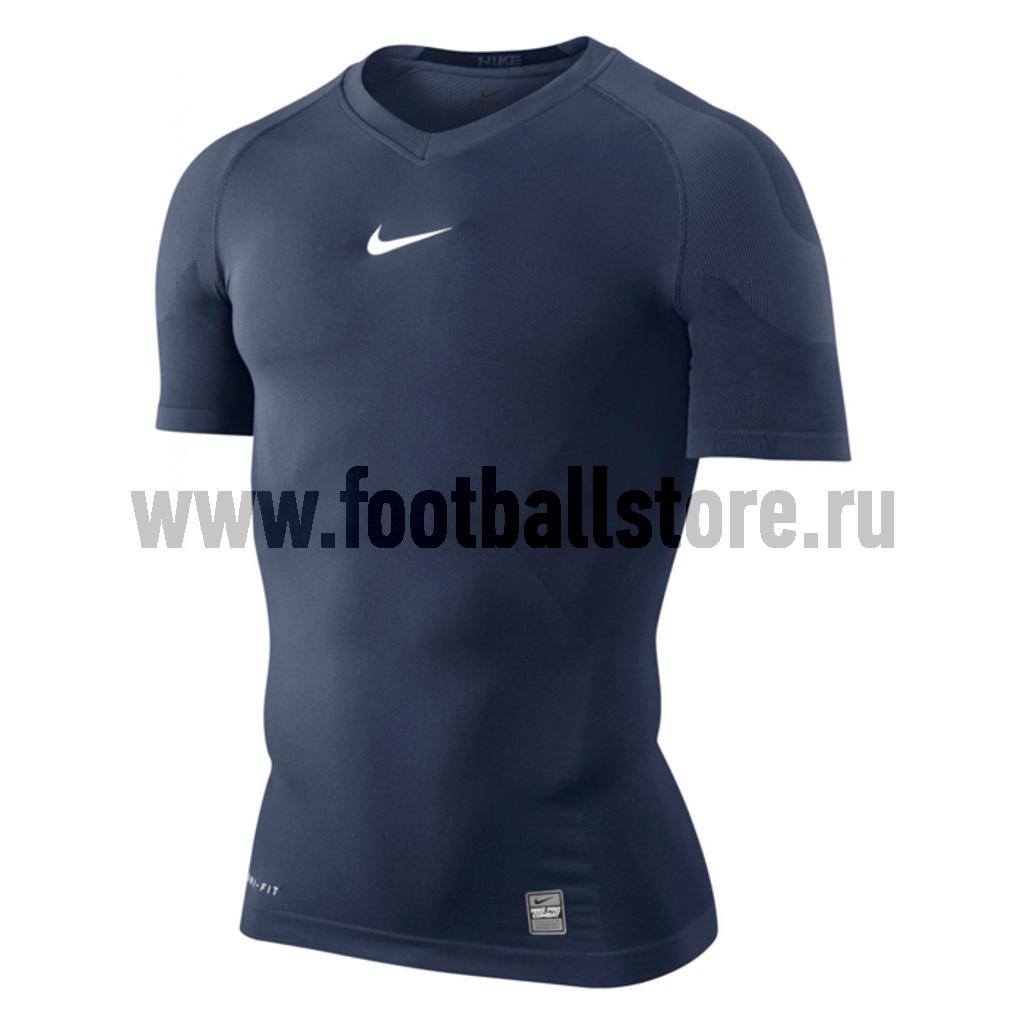 Белье Nike Футболка Nike NPC HC SS Vapor Top 454815-410