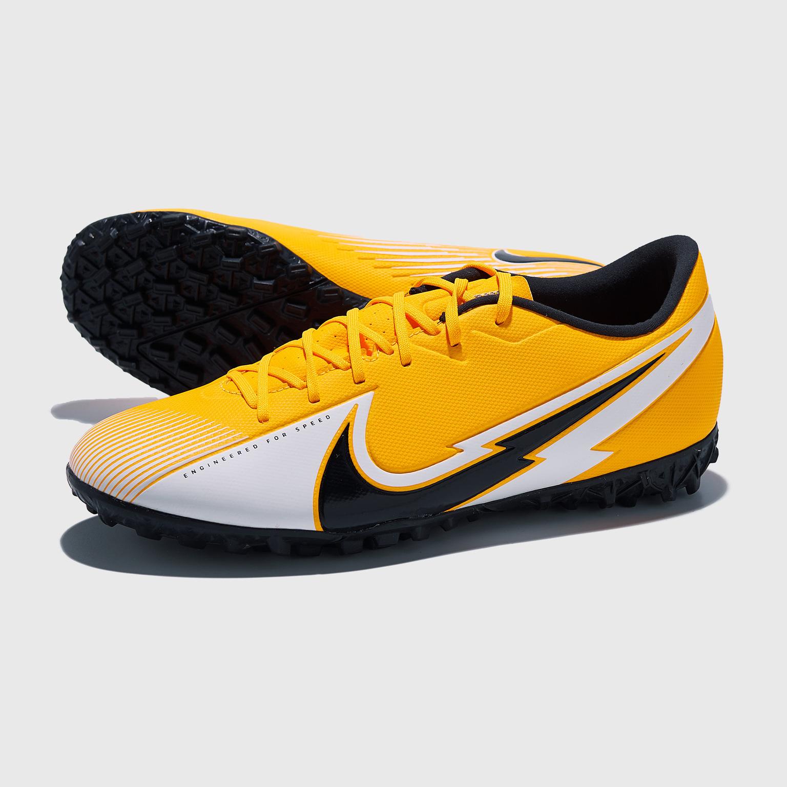 Фото - Шиповки Nike Vapor 13 Academy TF AT7996-801 шиповки детские nike vapor 13 academy neymar tf at8144 104