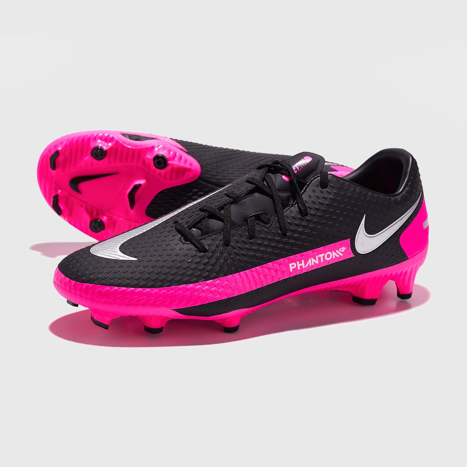 Бутсы Nike Phantom GT Academy FG/MG CK8460-006 бутсы nike phantom venom academy fg ao0566 810