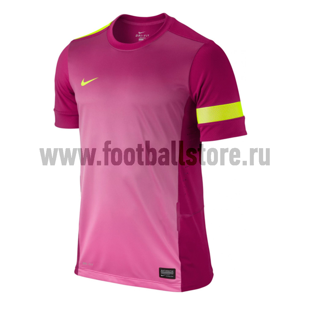 Футболки Nike Футболка Nike SS Training Top III 519037-607