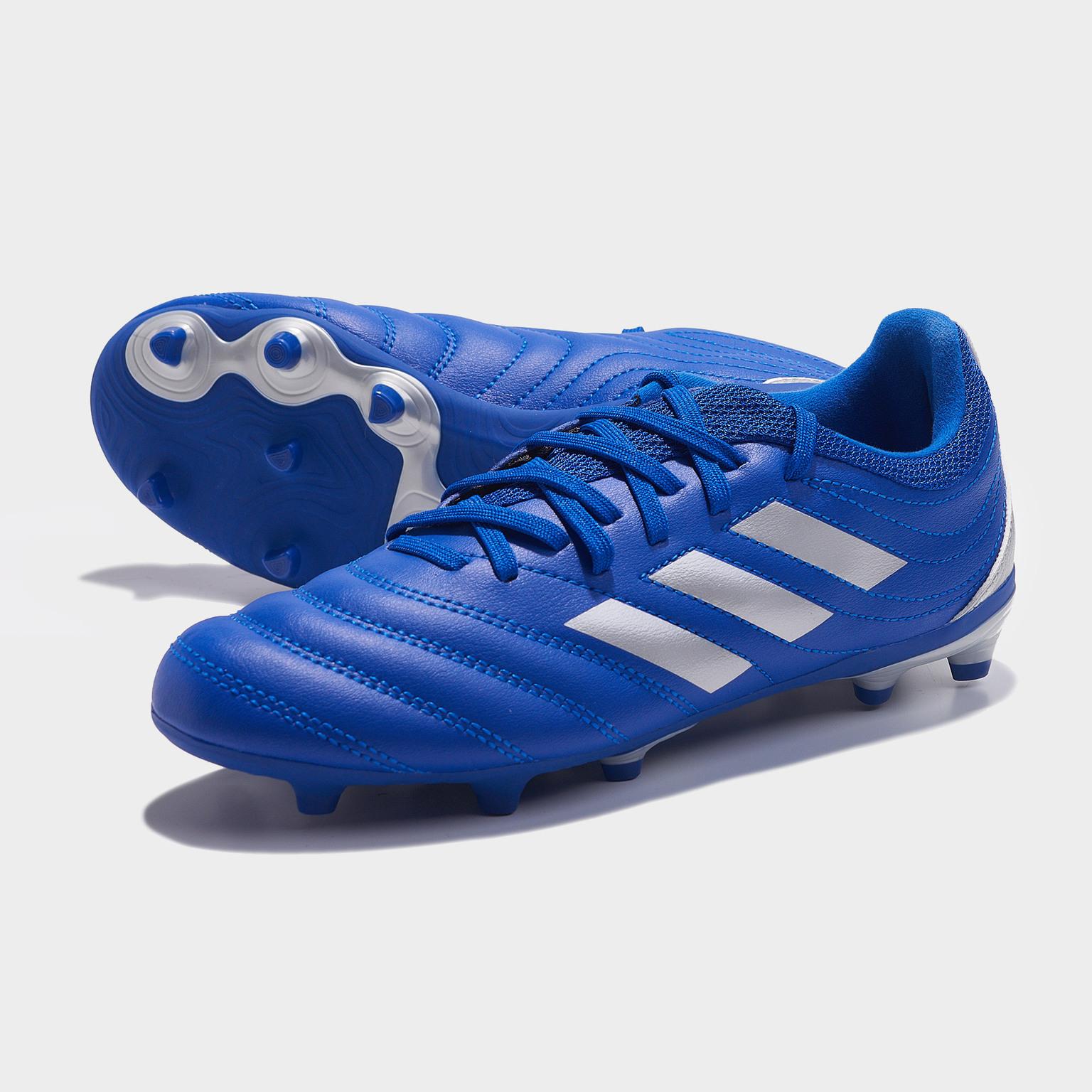 Бутсы детские Adidas Copa 20.3 FG EH1810 бутсы детские adidas copa 20 3 fg ef1913