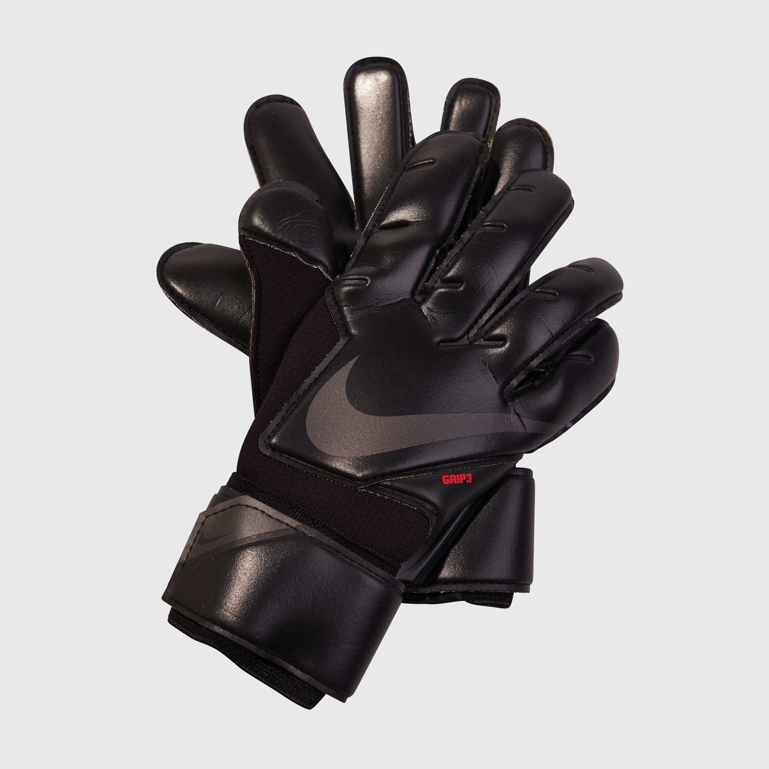 Перчатки вратарские Nike Grip-3 CN5651-010 перчатки вратарские nike vapor grip 3 cn5650 011