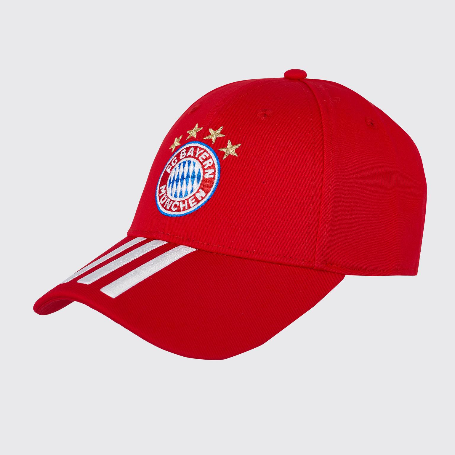 Бейсболка Adidas Bayern FS0198 бейсболка adidas adidas ad002cufkng9