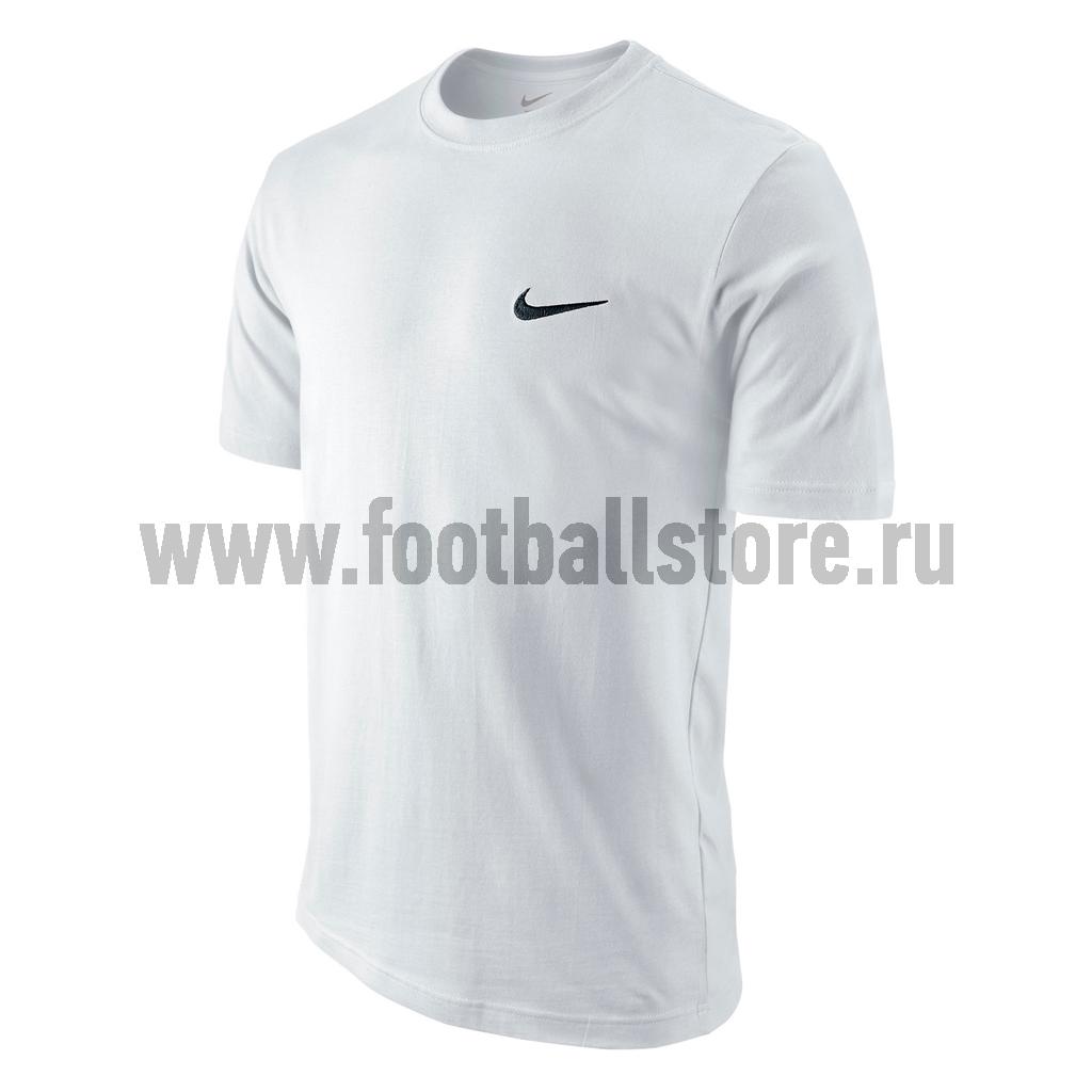 Футболки Nike Футболка Nike TS Core Tee 454798-100