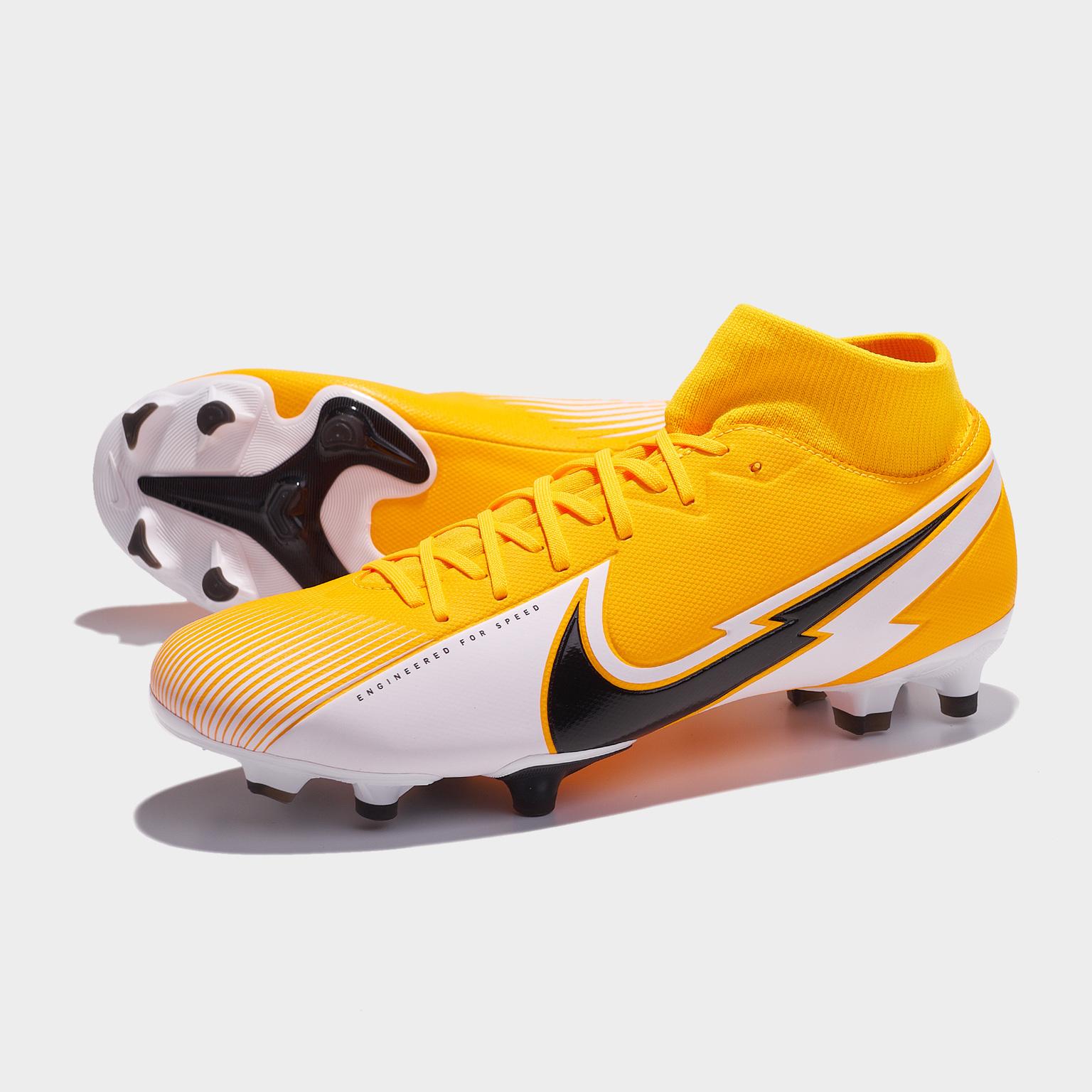 Бутсы Nike Superfly 7 Academy FG/MG AT7946-801 бутсы nike superfly 7 academy fg mg at7946 606