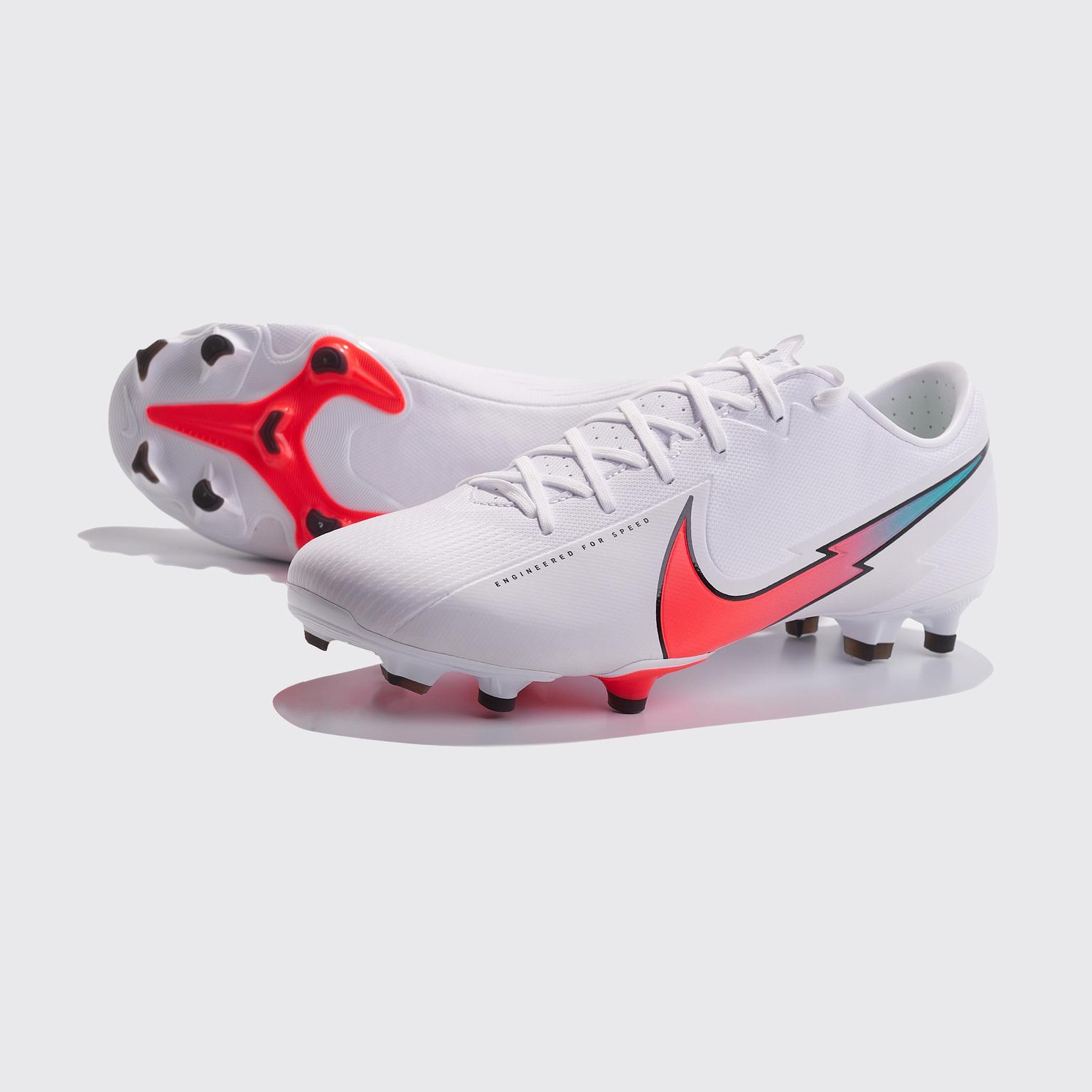 Бутсы Nike Vapor 13 Academy FG/MG AT5269-163 бутсы nike superfly 7 academy fg mg at7946 163