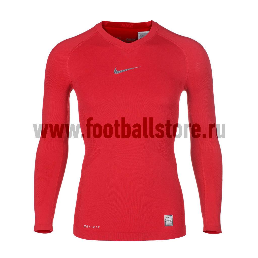 Белье Nike Футболка Nike NPC HC LS Vapor Top 454816-623