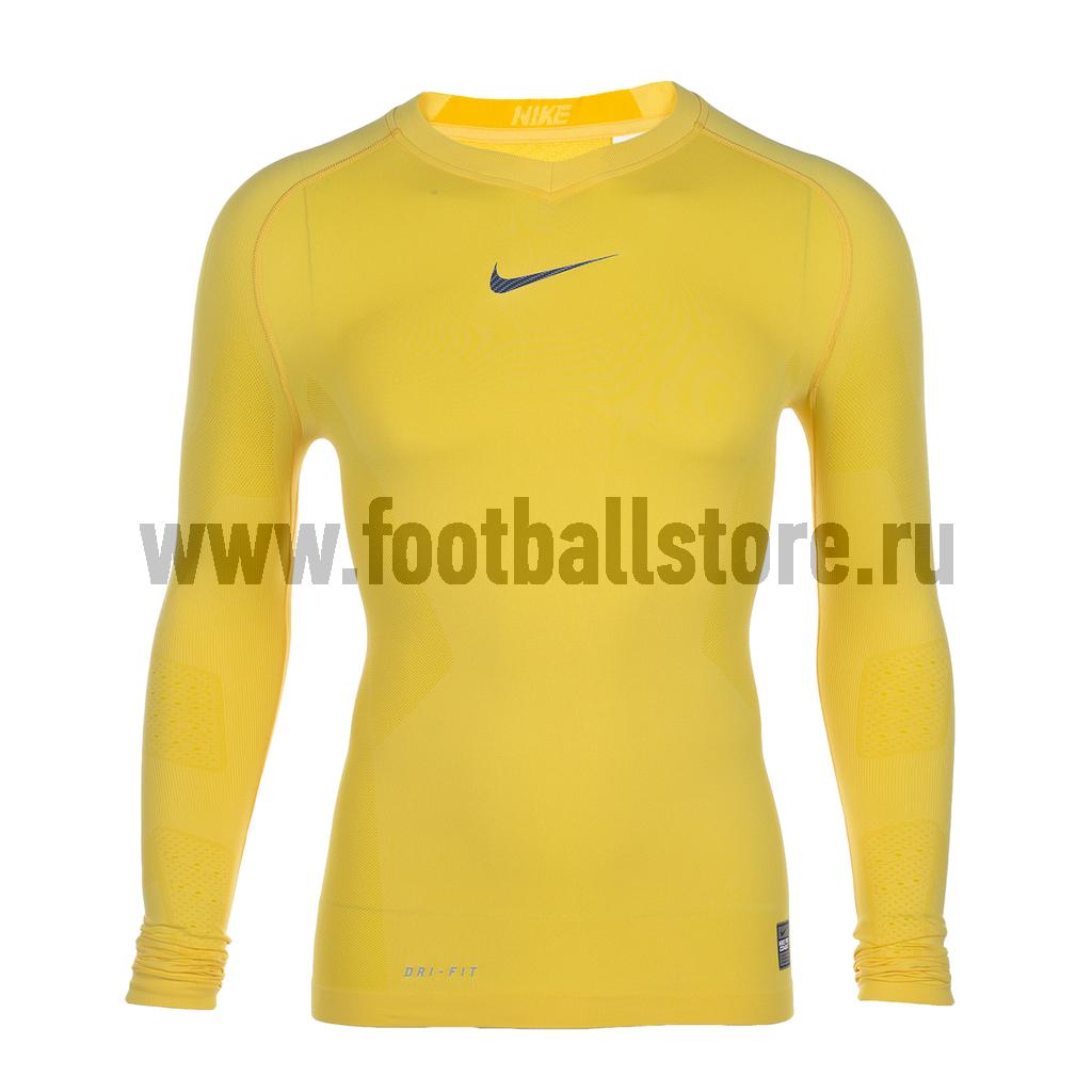 Белье Nike Футболка Nike NPC HC LS Vapor Top 454816-703
