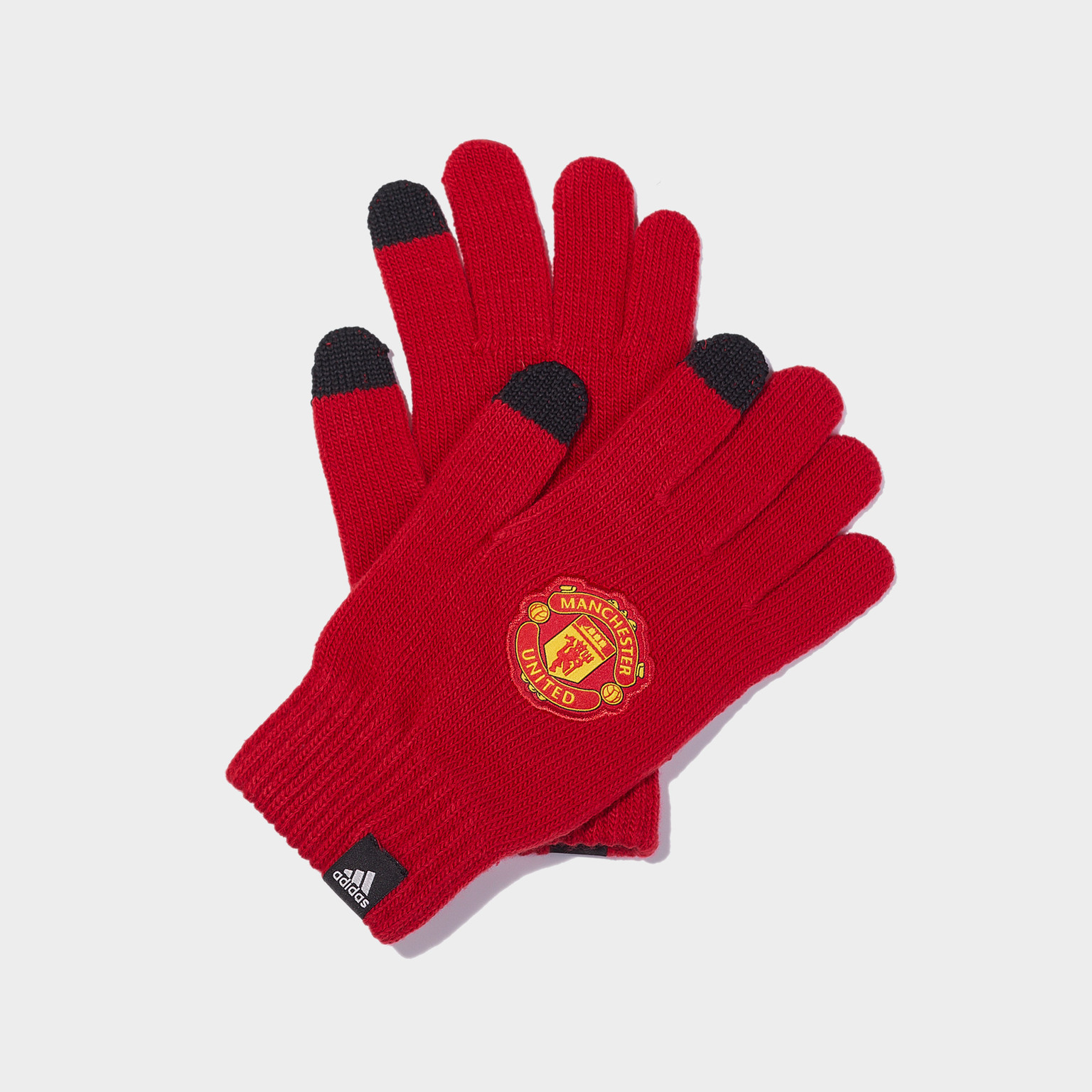 Перчатки тренировочные Adidas Manchester United FS0139 лонгслив printio manchester united 1878