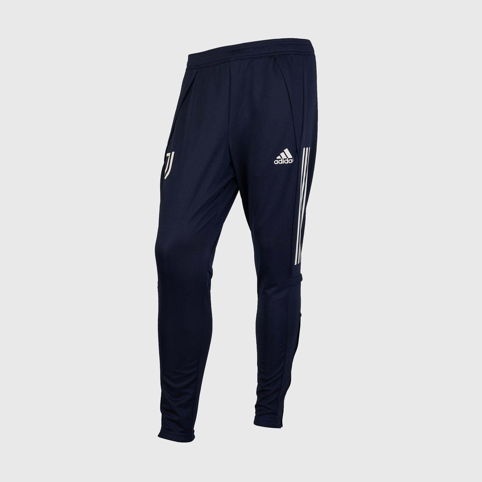 Брюки тренировочные Adidas Juventus сезон 2020/21 шорты тренировочные adidas real madrid сезон 2020 21