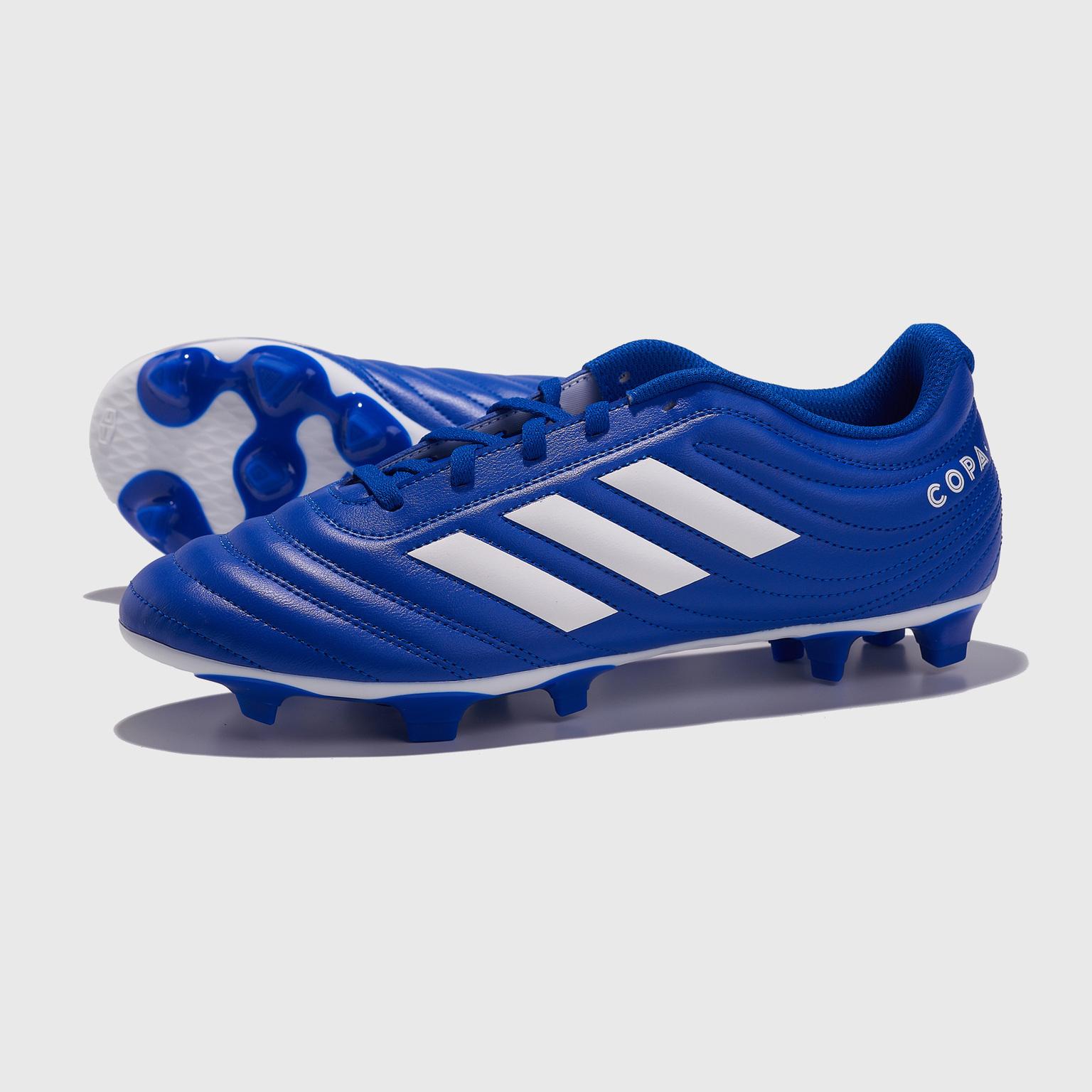 Бутсы Adidas Copa 20.4 FG EH1485 бутсы детские adidas copa 20 3 fg ef1913