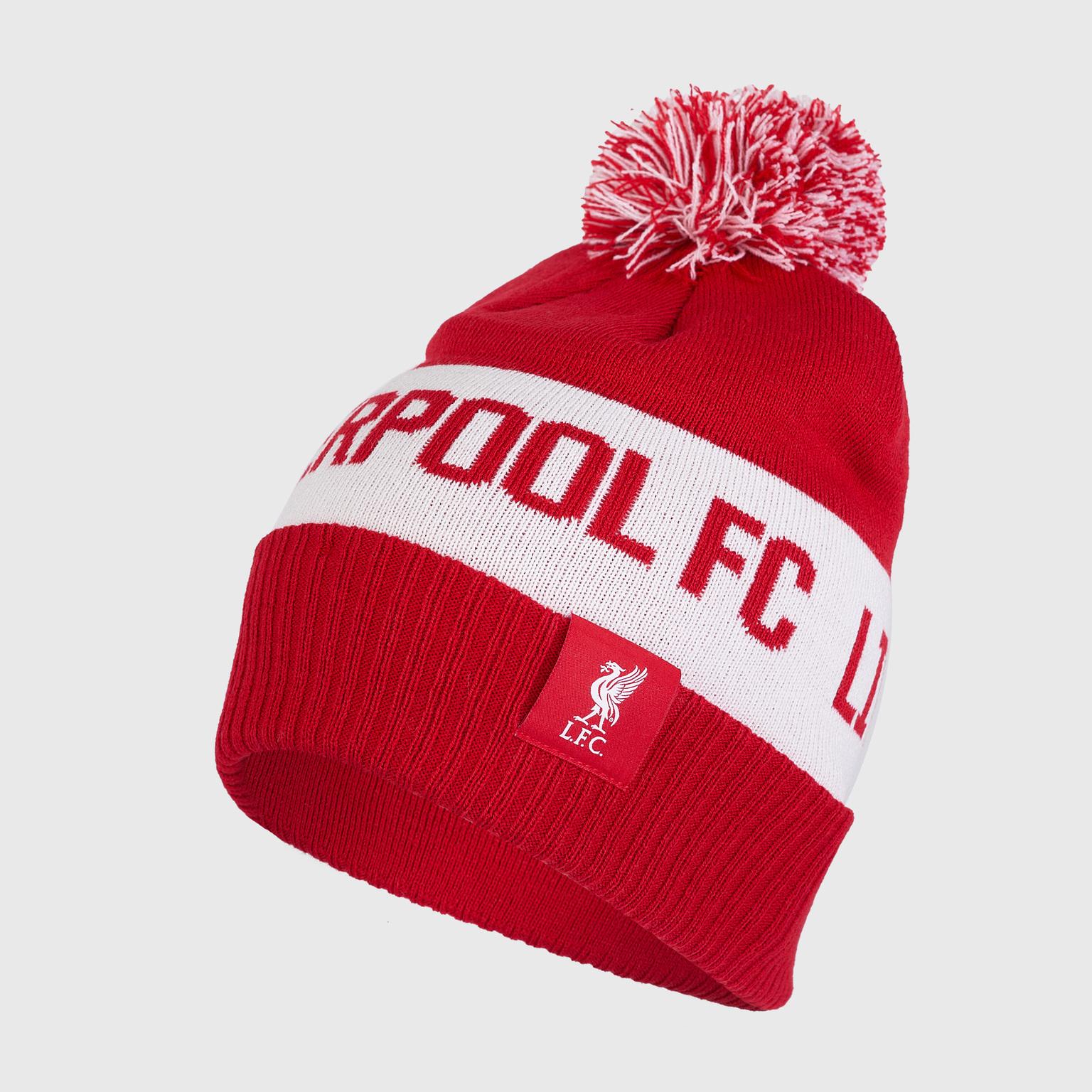 Шапка Nike Liverpool Pom Beanie DA7807-687