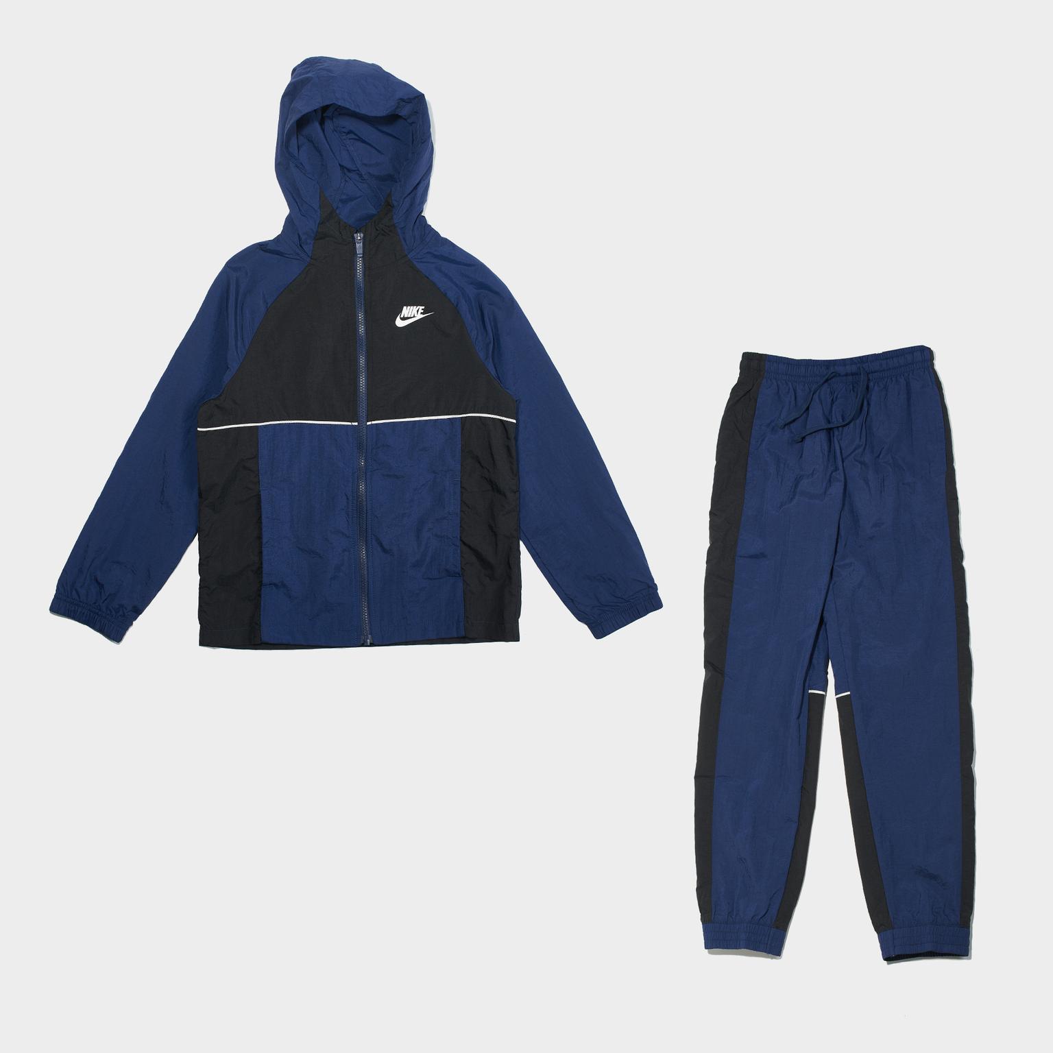 Костюм подростковый Nike Woven Track Suit CU9293-410