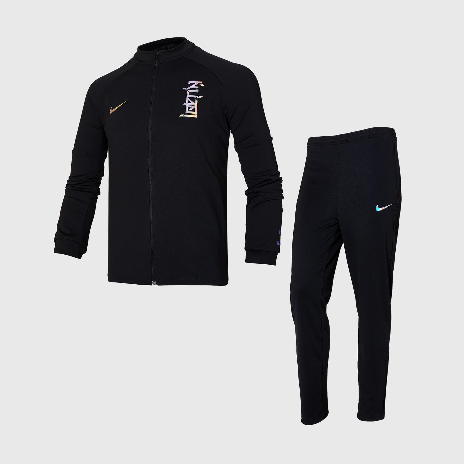 Костюм подростковый Nike Kylian Mbappe Dry Suit CV1500-010
