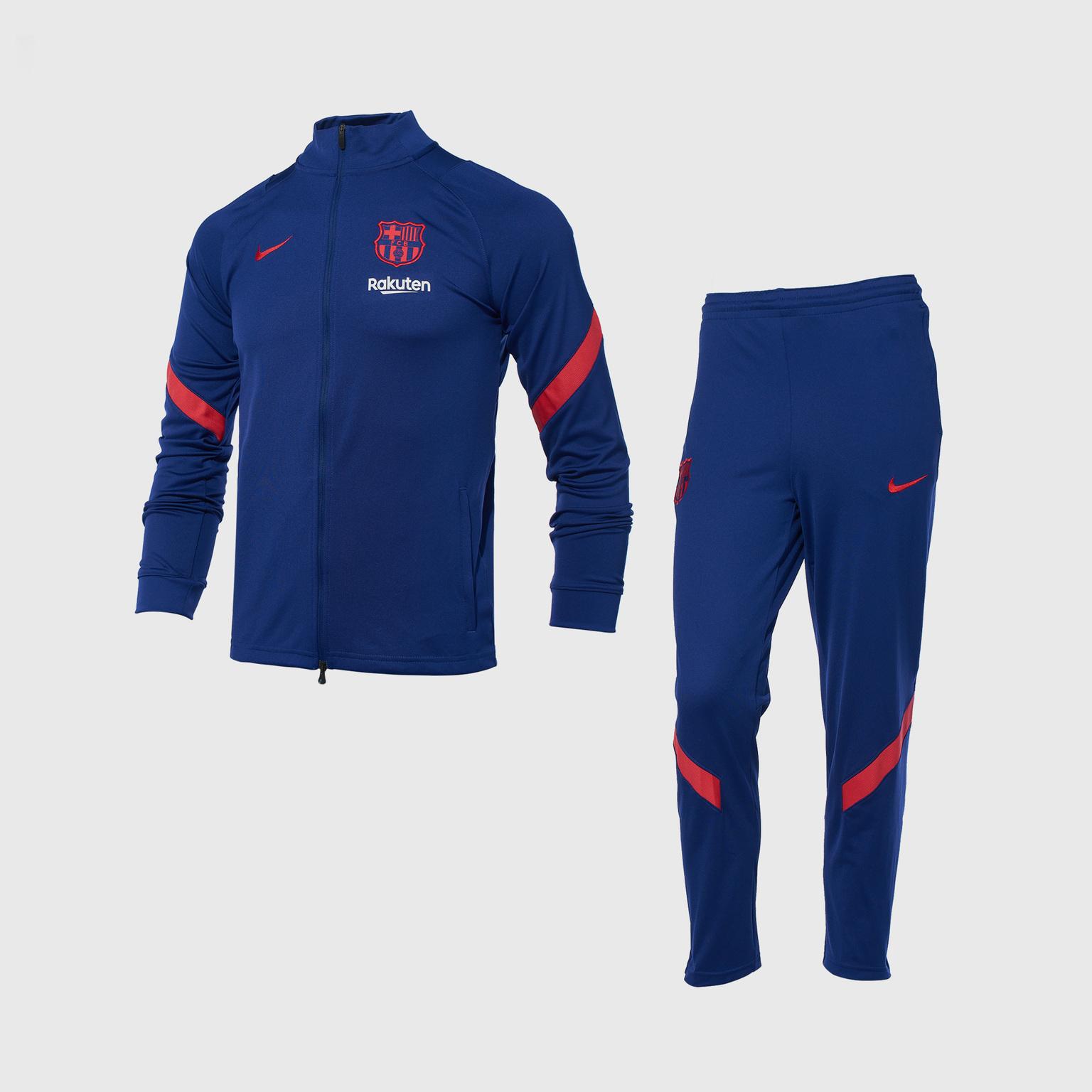 Костюм подростковый Nike Barcelona Strike Suit CW1706-456