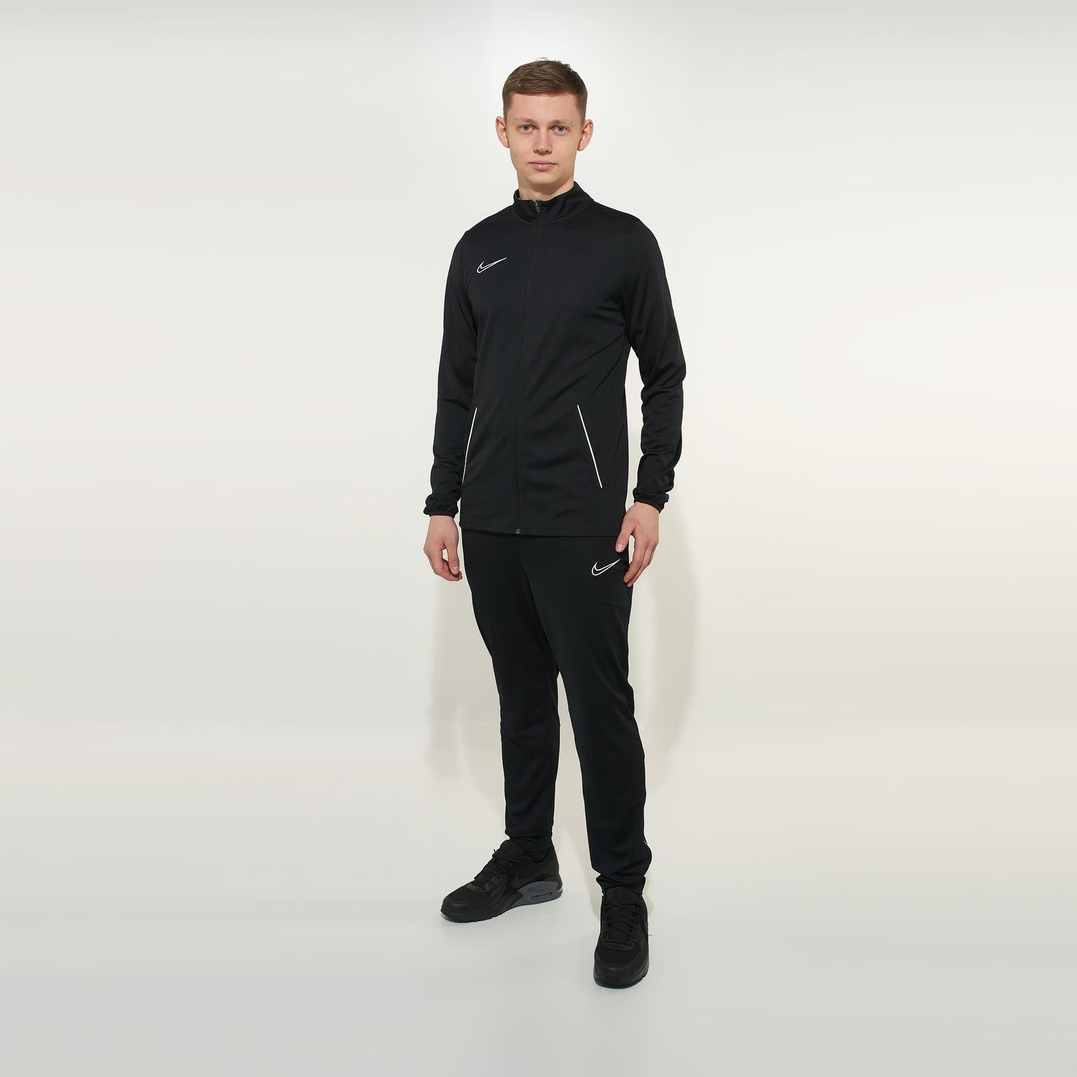 Костюм спортивный Nike Academy21 CW6131-010 костюм спортивный nike spe fleece suit bv3017 058
