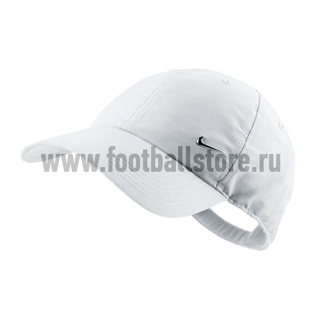 Головные уборы Nike Бейсболка Nike swoosh logo cap 340225-100 nike nike fundamentals swoosh
