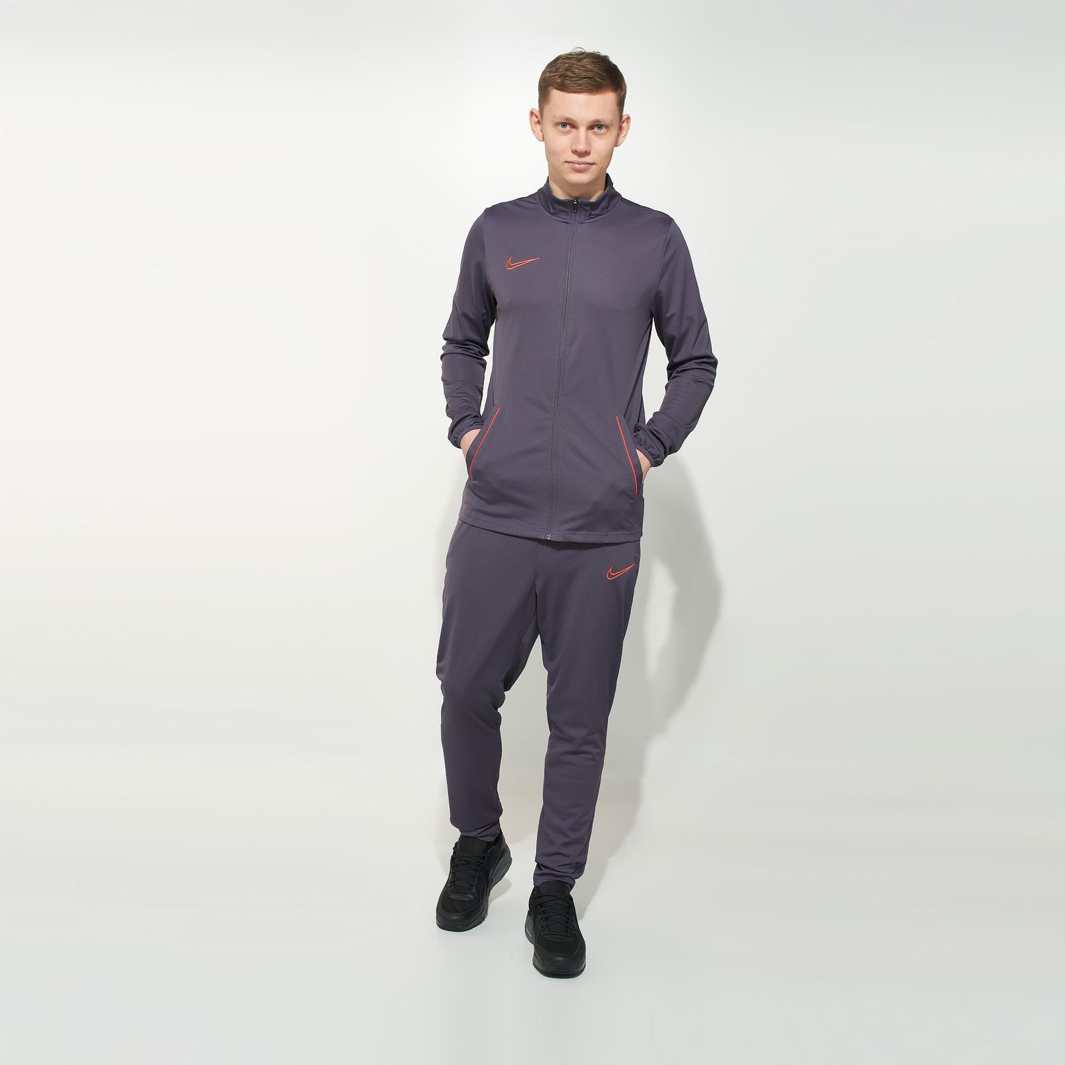 Костюм спортивный Nike Academy21 CW6131-573 костюм спортивный nike spe fleece suit bv3017 058