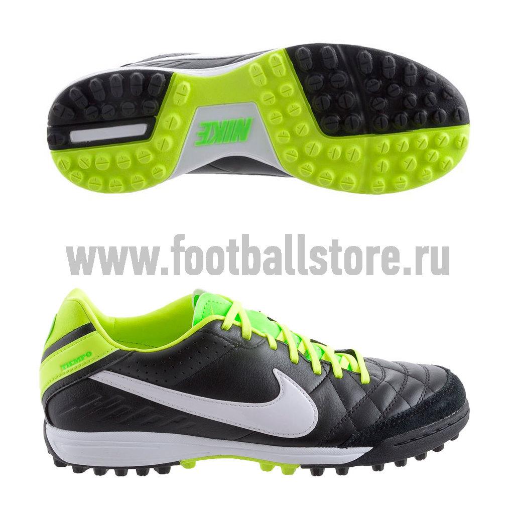 Шиповки Nike Шиповки Nike Tiempo Mystic IV TF 454314-013