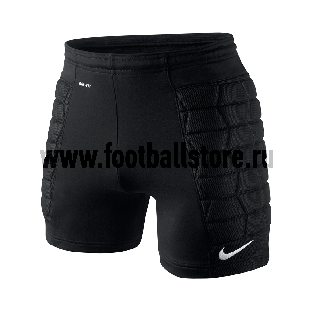 Шорты вратарские Nike Padded Goalie Short 480051-010