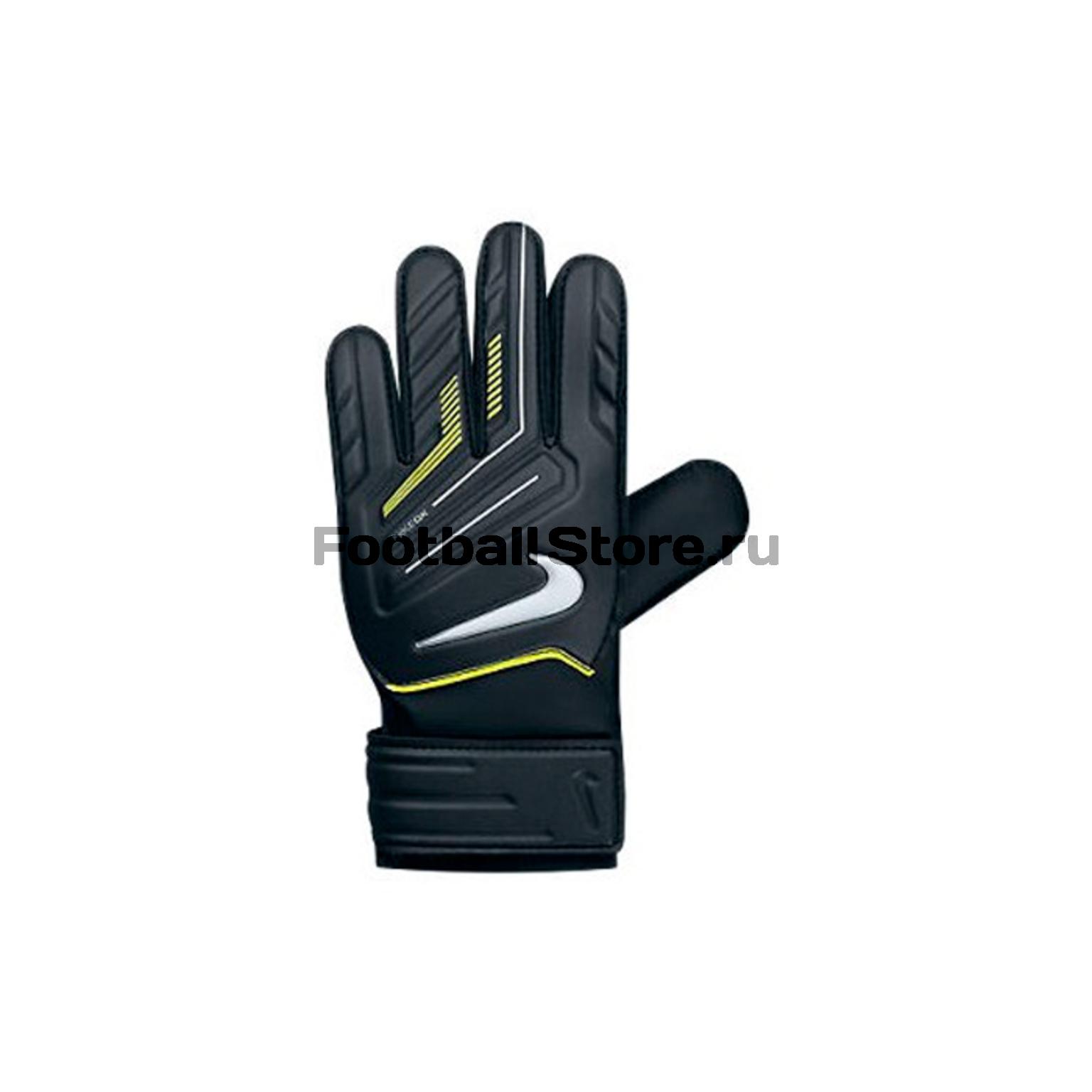Вратарская экипировка Nike Вратарские перчатки Nike GK JR Match GS0259-072