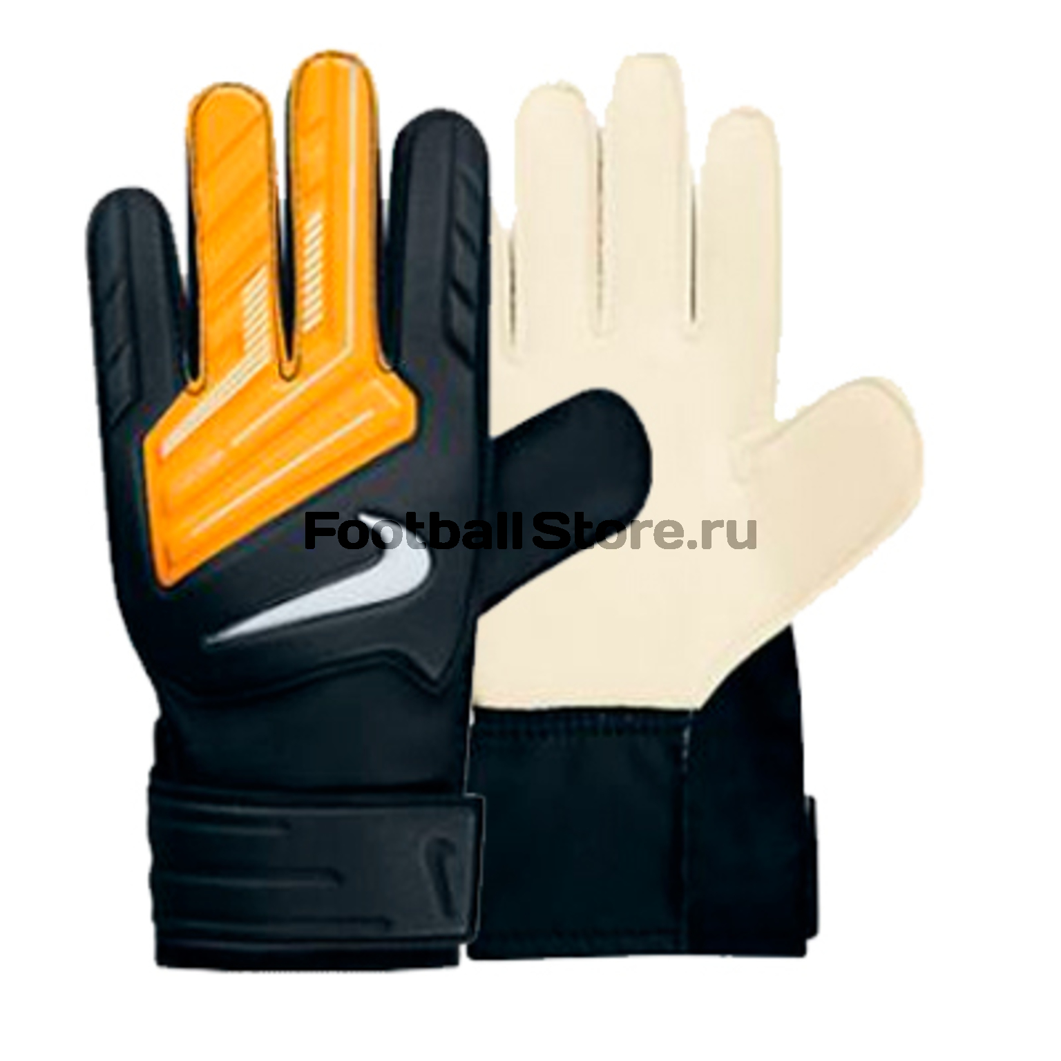 Вратарская экипировка Nike Вратарские перчатки Nike gk jr match gs0259-081
