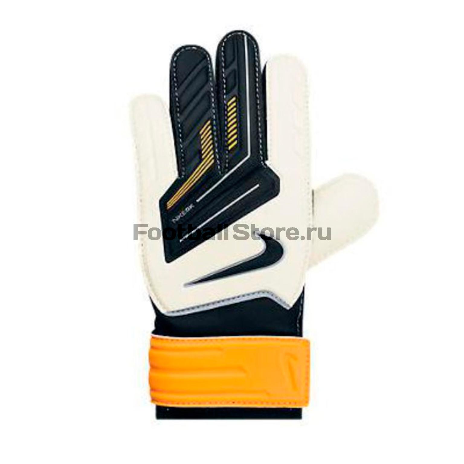 Вратарская экипировка Nike Вратарские перчатки Nike gk grip (детские)