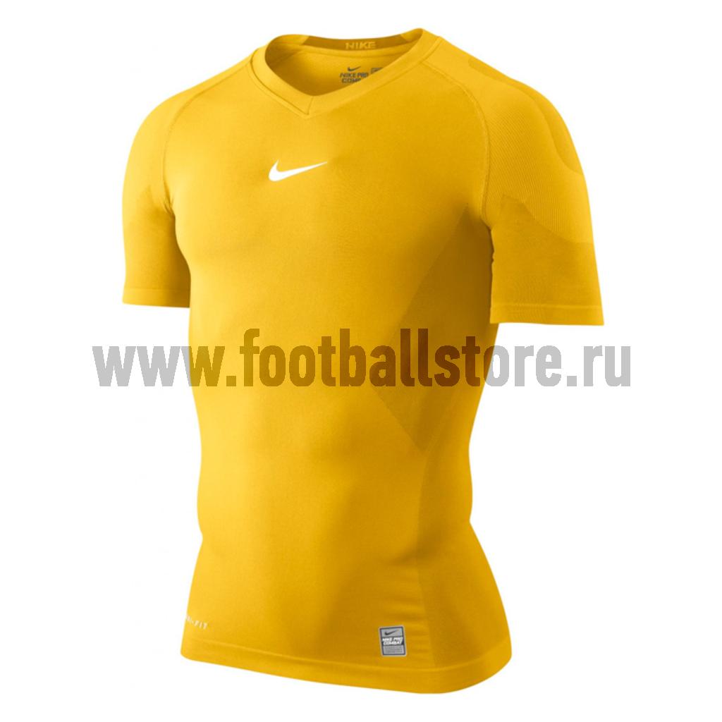 Белье Nike Футболка Nike NPC HC SS Vapor Top 454815-703