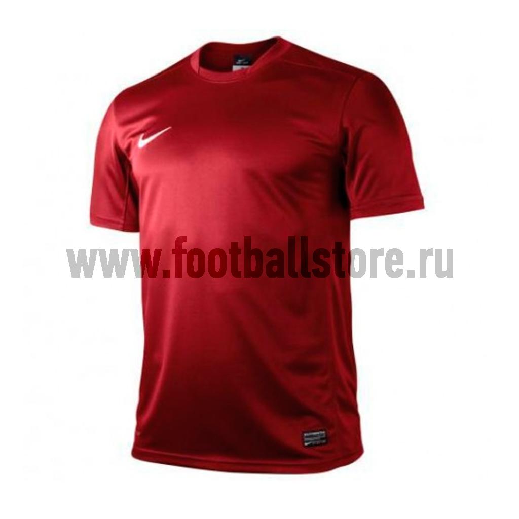 Футболки Nike Майка игровая Nike SS Park V JSY 448209-657
