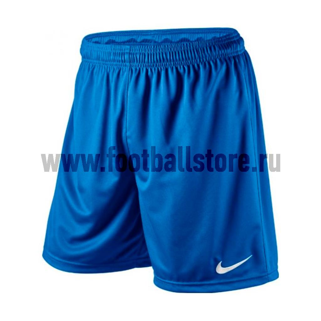 Игровая форма Nike ТРУСЫ ФУТБ. NIKE PARK KNIT BOYS SHORT NB (FA13) 448263-463