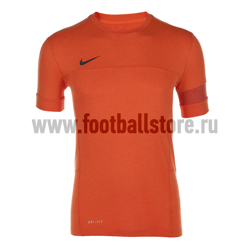 Футболки Nike Футболка Nike Cotton DriFit Training Top 483179-840