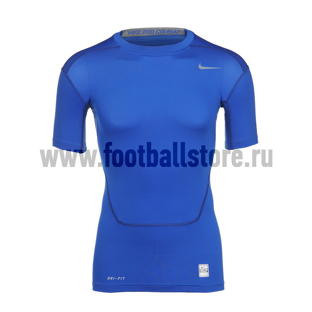 Белье Nike Термобелье Nike Core Compression SS Top 2.0 449792-494