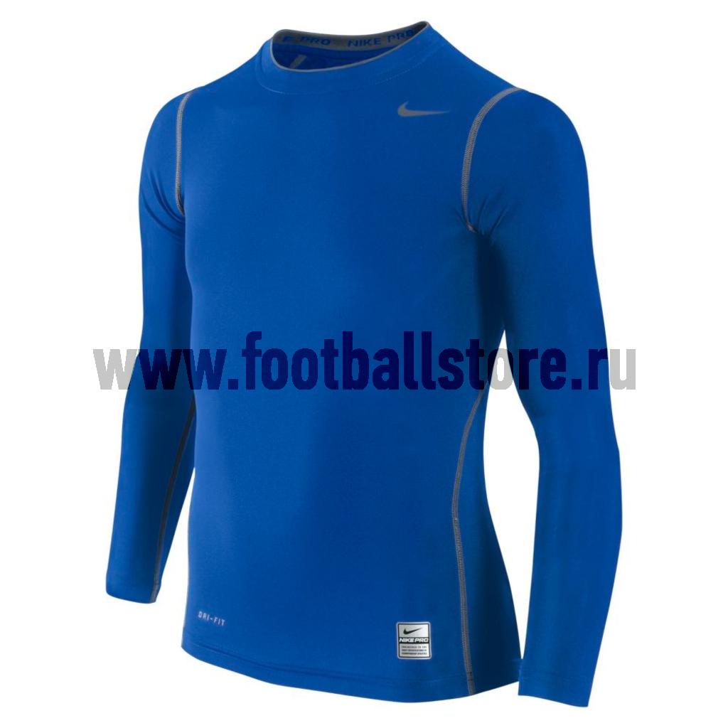 Тренировочная форма Nike Термобелье Майка Nike Pro Core Compression LS Top Boys 413912-493