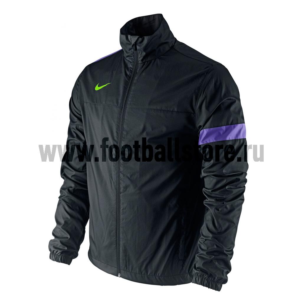 Куртки/Пуховики Nike Куртка для костюма Nike Sideline  JKT WP WZ 477984-015
