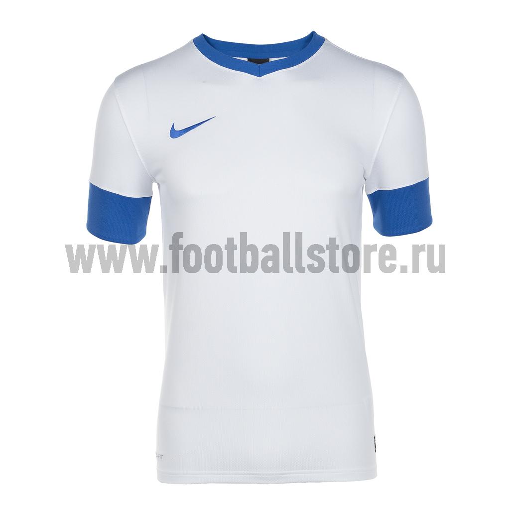 Футболки Nike Майка игровая Nike SS Laser JSY 448189-104