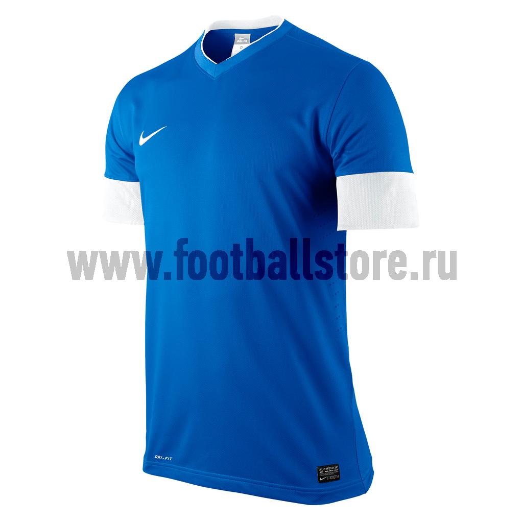 Футболки Nike Майка игровая Nike SS Laser JSY 448189-463