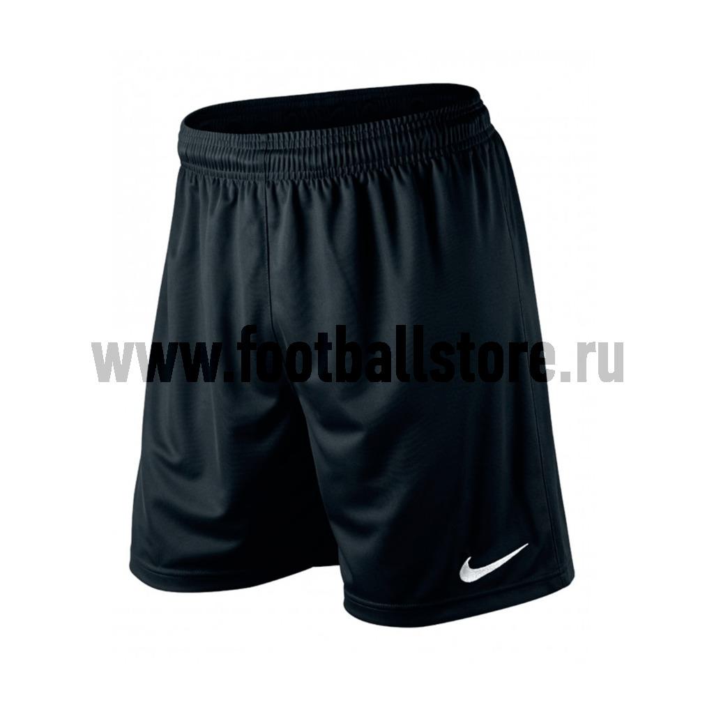 Игровая форма Nike Трусы футбольные Nike Park KNIT Boys Short NB 448263-010